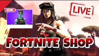🔴 LIVE - NEW FORTNITE SHOP 🔥_ NEW SKINS ?! 😱 / Fortnite Shop Live