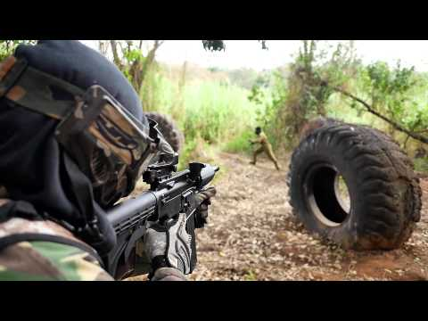 PAINTBALL WAR GAMES KZN