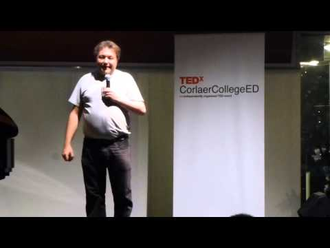 De jeugd van tegenwoordig | Pedro de Bruyckere | TEDxCorlaerCollegeED