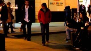 homeless madrid 2013