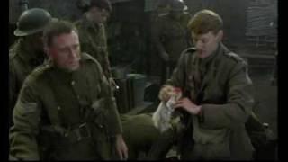 The Trench sniper scene