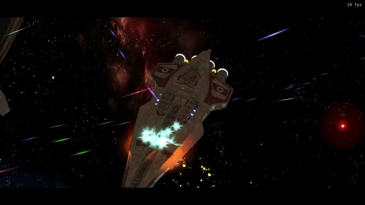 Star Wars Empire at War – FOC Alliance – Deploying above the Pop cap