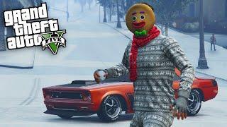 Grand Theft Auto V новогодний заход c KiLLeRiTto Games channel и Седым