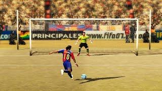 Penalty Kicks From FIFA 94 to 20