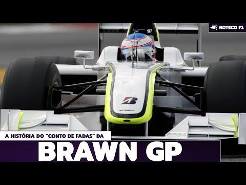 A História da BRAWN GP (BOTECO F1 HISTÓRIA #15)