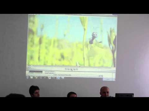 CG Georgia - Day 3-4 Animation History Vol.2 Victor Tsiklauri