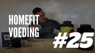 HOMEFIT #25 - VOEDING