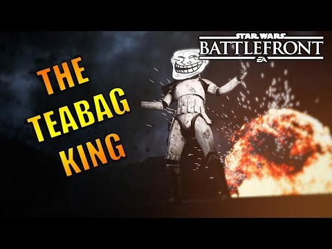 ◀Star Wars: Battlefront | The Teabag King | Parody (Holiday Edition)