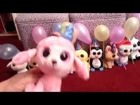 Beanie Boo Princess Birthday Party!!