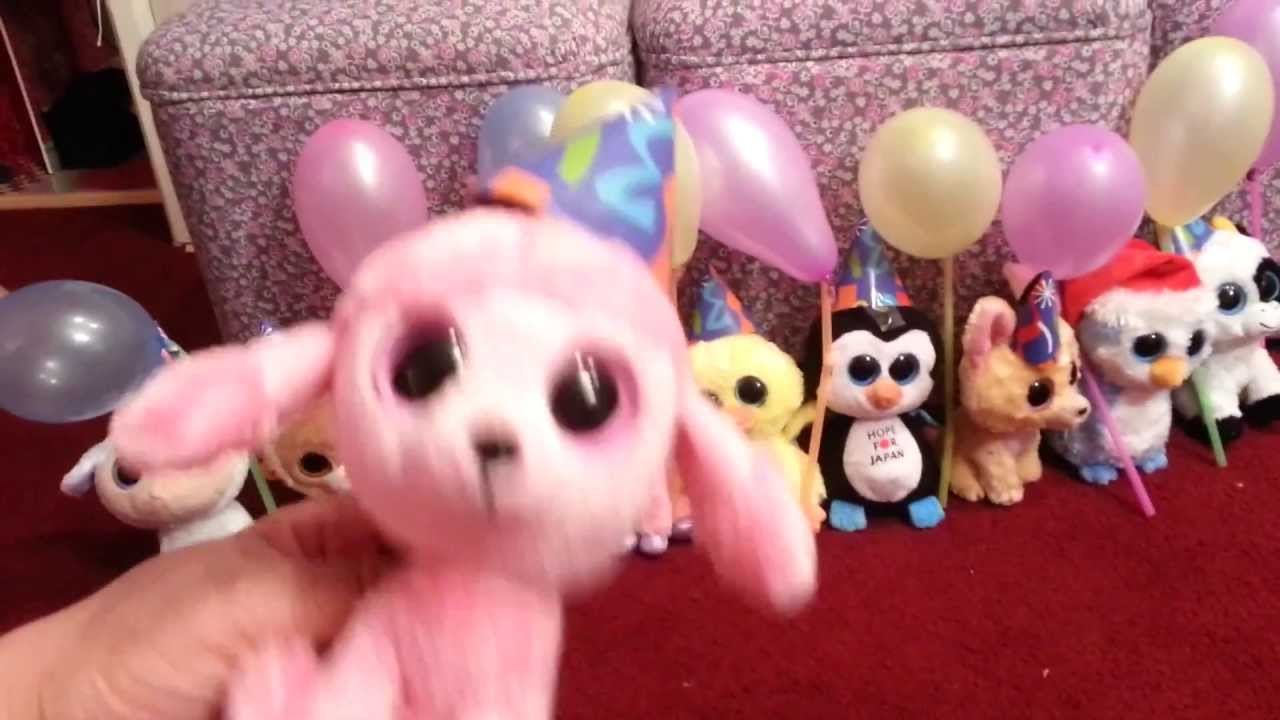 c1170a1f9f6 Beanie Boo Princess Birthday Party!! - YouTube