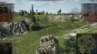 FV 4202 три отметки рекорд по танку на аккаунте