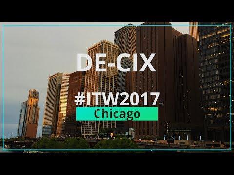 Internet Exchange Milestones - @DECIX #ITW2017