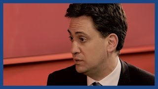 Ed Miliband - Labour Leader Interview | General Election 2015