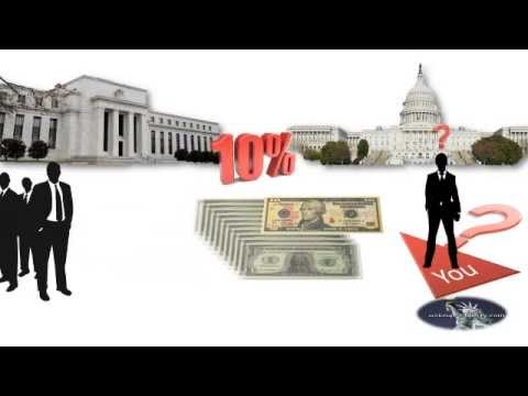 Proof that the U. S. Debt Cannot Be Paid Back - Explained in 2 minutes