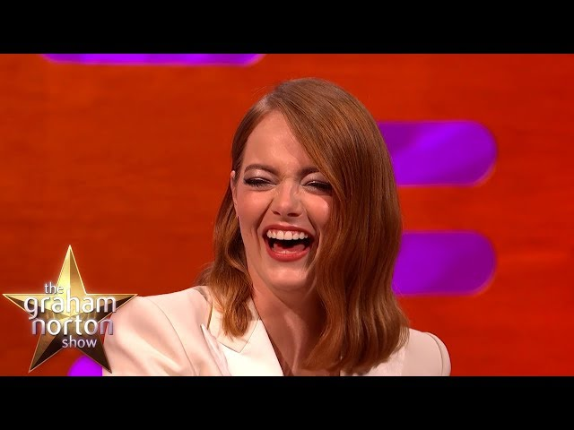 Young Emma Stone Was DESPERATE To Move To L.A   The Graham Norton Show
