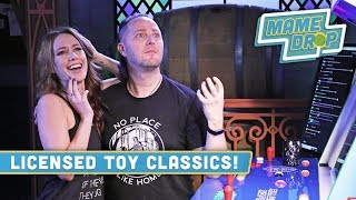 MAME Drop: Licensed Toy Classics