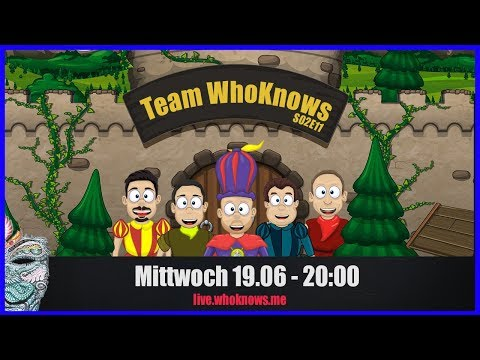 ???? Team WhoKnows?! - ???? Iran-Krise | Blackout in Südamerika  | Libra Coin Kryptowährung - S02E11