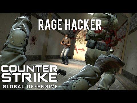 » RAGE HACKER « - Einfach mal Hacks an machen... - de_Mirage - [Deutsch]