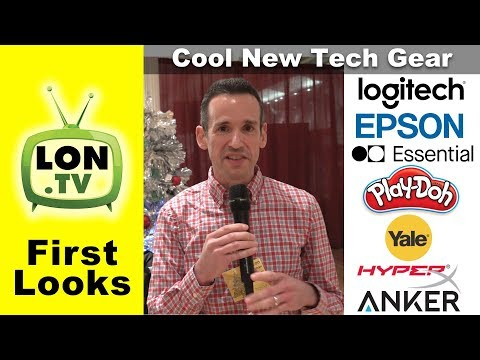 First Looks: Cool New Tech Gear at Pepcom's 2017 Holiday Preview Show