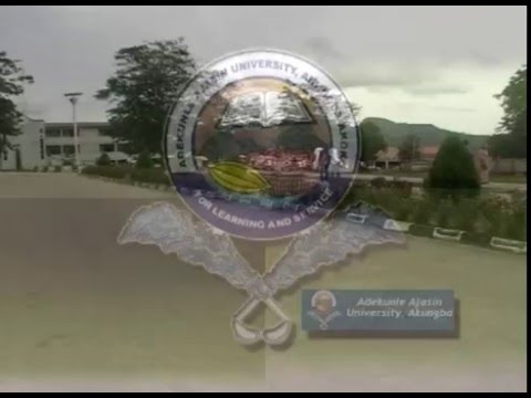 DOCUMENTARY ON ADEKUNLE AJASIN UNIVERSITY, AKUNGBA- AKOKO
