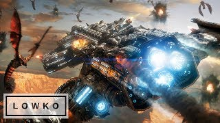 StarCraft 2: ESCAPE ON THE HYPERION!
