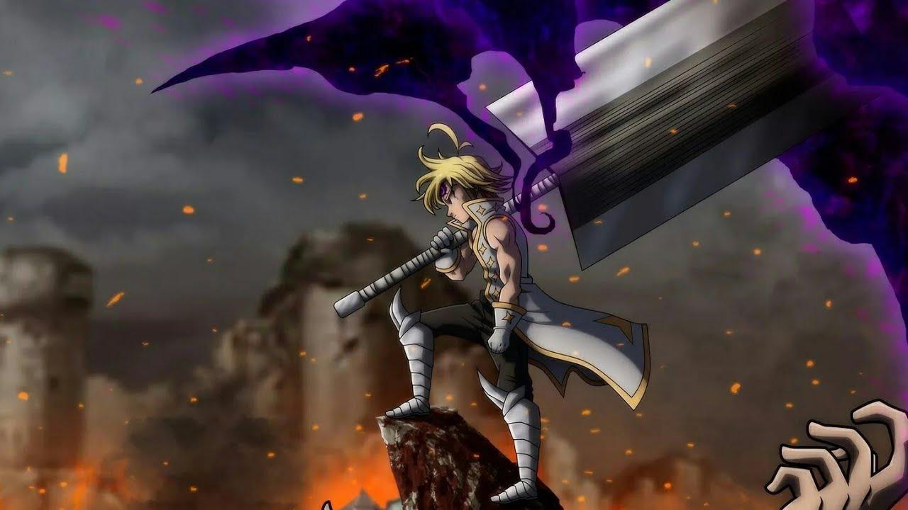 Meliodas Demon Form Fight Back - Nanatsu no Taizai: The Movie「AMV」- Lost Within - YouTube
