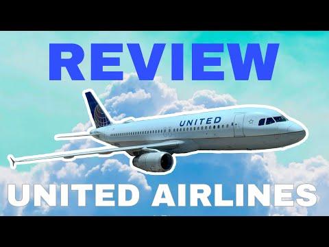 ¿Cómo Es VIAJAR Con UNITED AIRLINES En Clase ECONÓMICA? 💺💸 | Te Lo Explico TODO!!