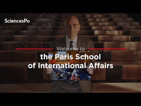 Welcome to the Paris School of International Affairs