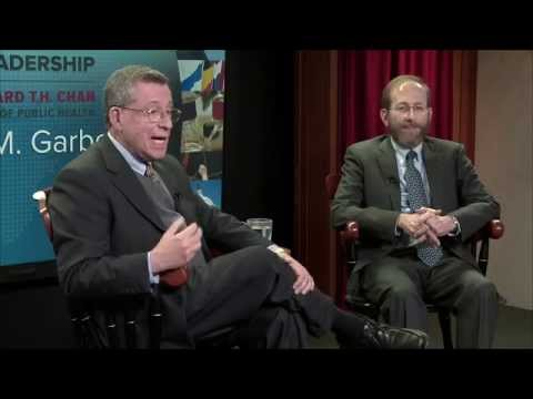 Leadership: A Discussion with Harvard Provost Alan M. Garber