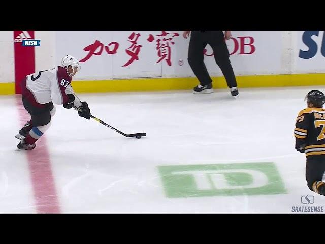 Skating skills + Defense | Charlie McAvoy