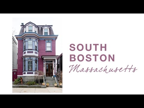 Video of 585 East 8th Street | South Boston, Massachusetts real estate & homes