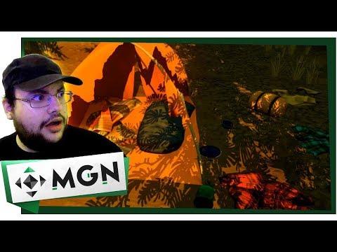 Let´s Play con RANGUGAMER: Firewatch 2 ¿Asesinato en el Bosque? | MGN
