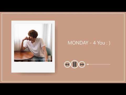 MONDAY - 4 You :) 【OFFICIAL LYRICS VIDEO】