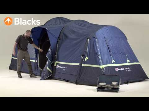 The Black's Family Tent Guide