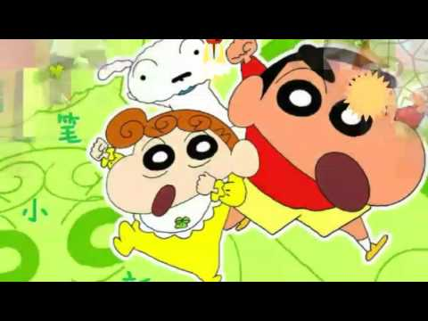 Shinchan Title Song In Hindi With Shinchan Images Good Video Please Watch By Creative Mind