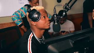 Harmonize Live Interview in KENYA (CAPITAL FM) Part 2