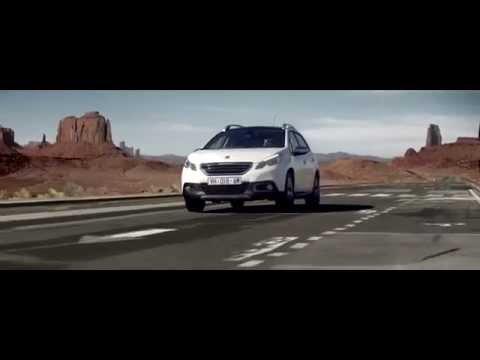 Anuncio Peugeot 2008 Crossover 2014
