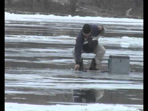 Хвост, чешуя. Рыбалка в Астрахани. 02.02.13