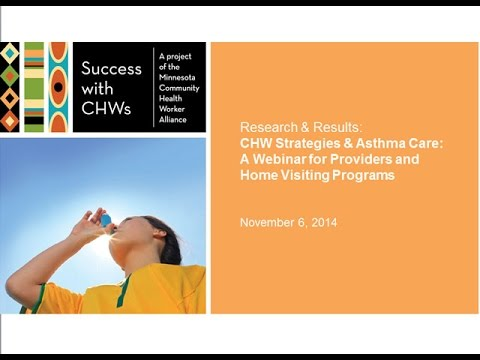 Community Health Worker Strategies & Asthma Care