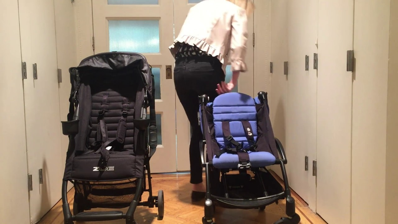 bffbe5ce282a Zoe XL1 Best v2 and BabyZen YoYo+ Review Baby Stroller for Walk-up  Apartments