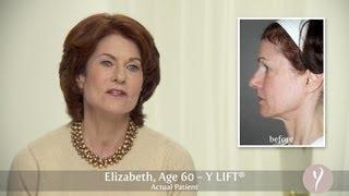 Y LIFT ® 2013 - Elizabeth | Instant, Non Surgical Facelift