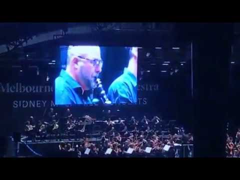 2018 MSO  Sidney Myer Music Bowl concert series