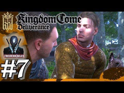KINGDOM COME DELIVERANCE [FR]: La Proie #7 4K/60fps/Ultra