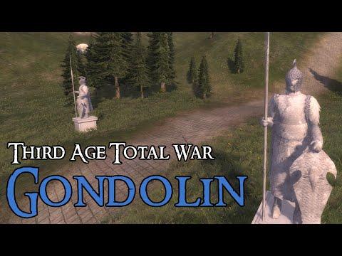 SIEGE OF GONDOLIN - Third Age Total War