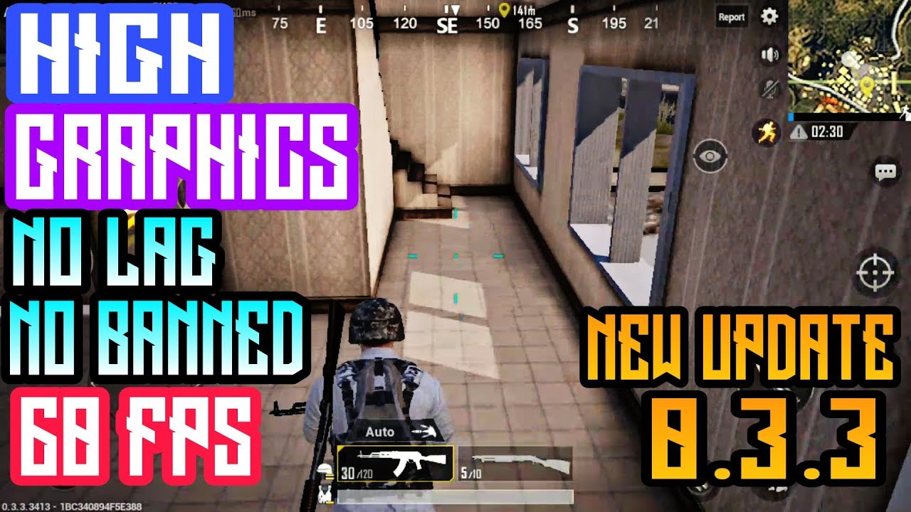 Hdr 60 Fps Pubg Mobile: HOW TO ENABLE HIGH GRAPHICS IN PUBG MOBILE / 60 FPS UNLOCK