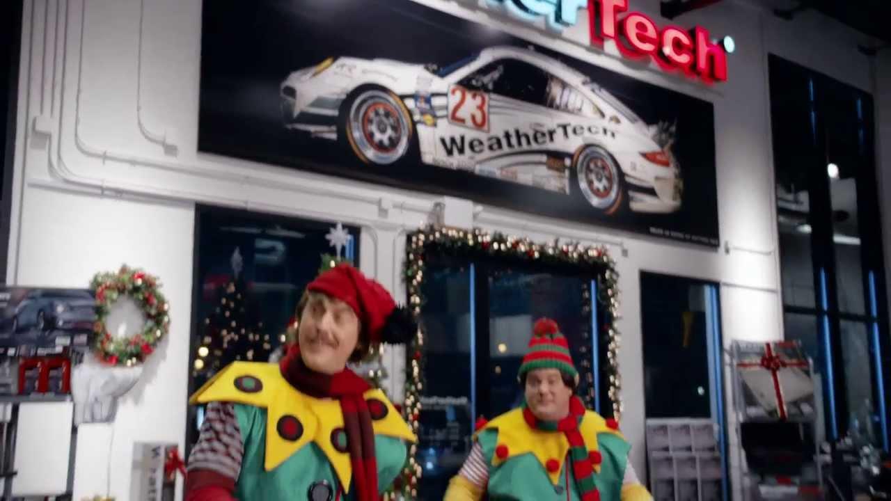 Weathertech floor mats commercial - Weathertech Elves Holiday Commercial