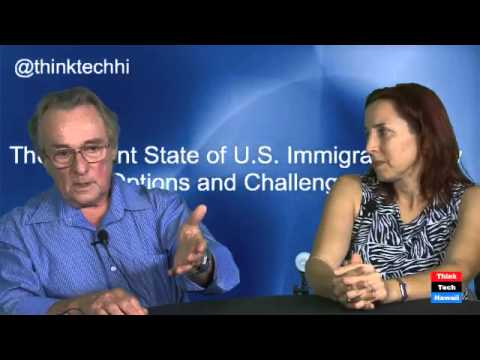 The Current State of U.S. Immigration Law - David P. McCauley and Clare Hanusz