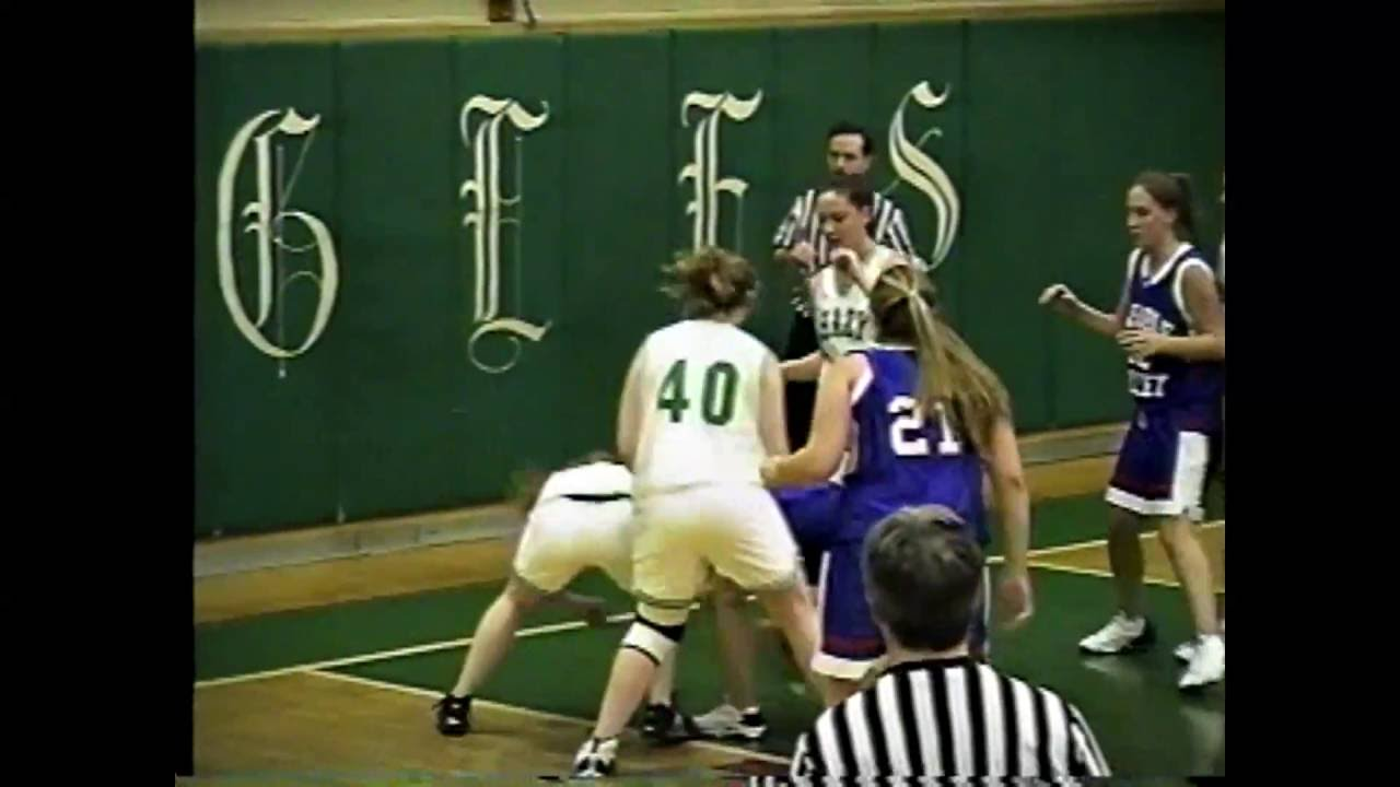 Chazy - AuSable Valley Girls  12-30-02