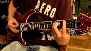Sweet Victory - David Eisley (Guitar Cover) /w solo