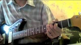 Bush - Bonedriven (play along)